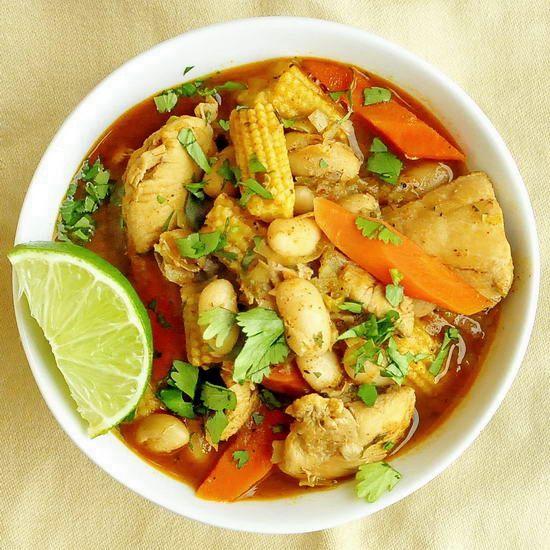 White Bean Chicken Chili | Recipes | Pinterest