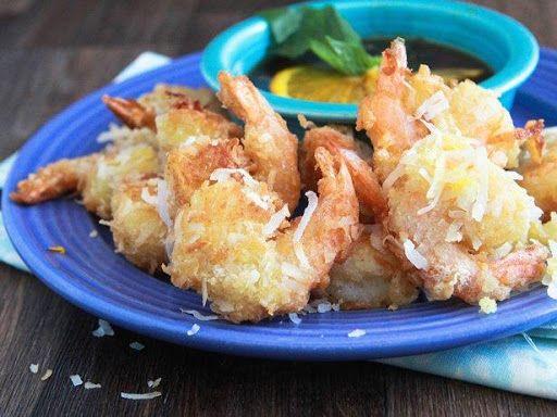 Crispy Coconut Shrimp | appetizers | Pinterest