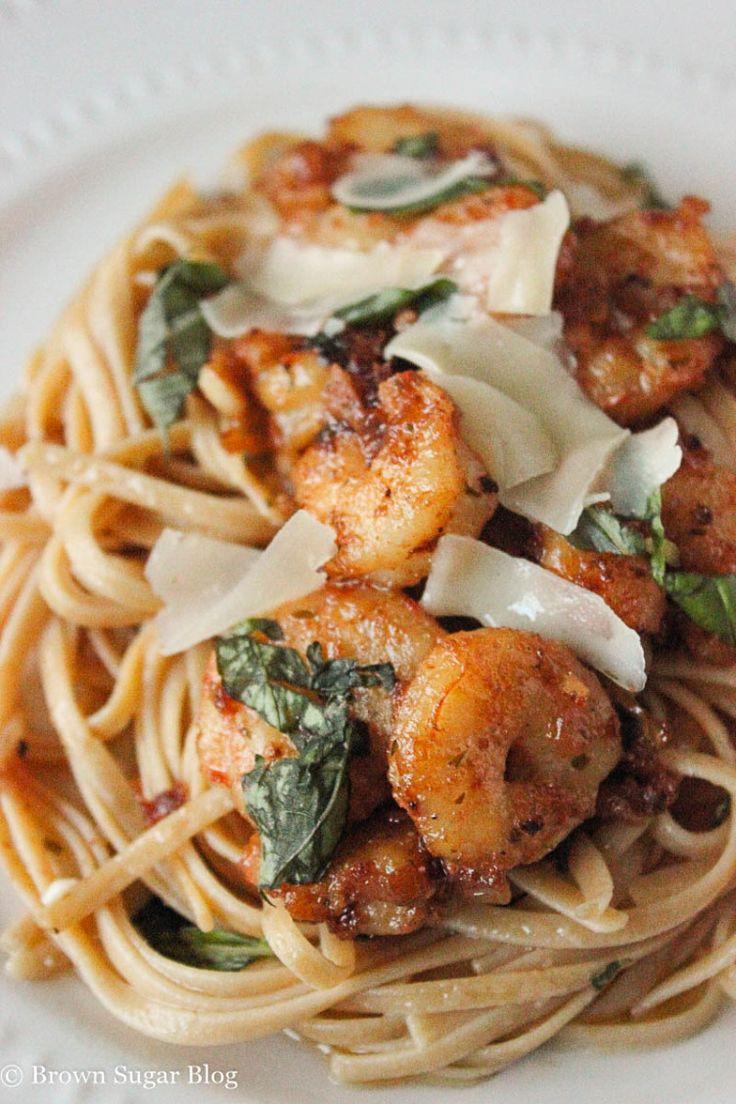 shrimp-scampi-2 (1 of 1) | Food | Pinterest