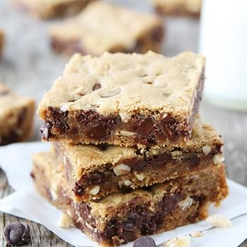 White Chocolate Chip Bars With Brown Butter & Espresso Recipes ...