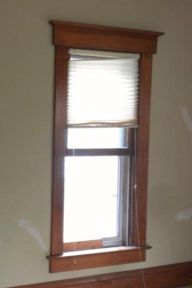 Window moulding joy studio design gallery best design for Window design molding