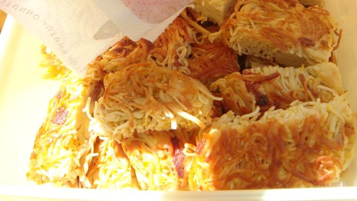 "Italian Pasta ""frittata di Maccaroni"" | Food | Pinterest"