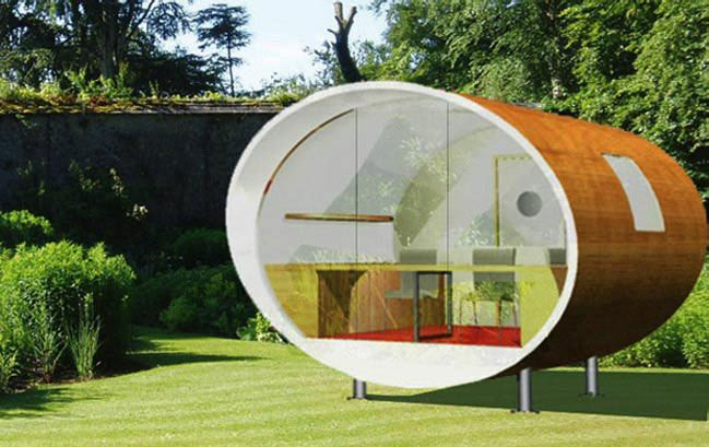 Prototype Mobile Homes Of The Future Groovy Stuff