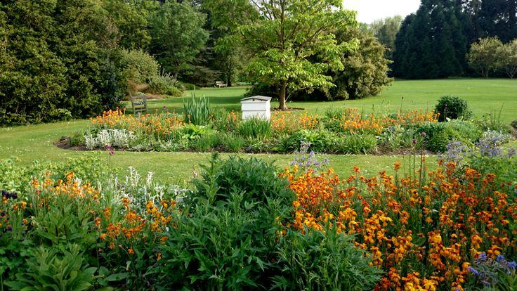 Cambridge University Botanical Gardens Cambridge Pinterest