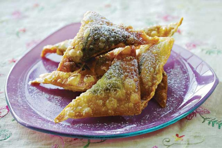 chocolate indulgence wontons -Check out this recipe on Real Women of ...