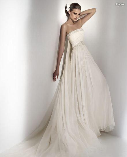 Robe de mariée Elie Saab pour Pronovias  Wedding dresses  Pinterest