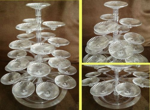 Delicacy tree canape sweets rack stand serve display for Canape display stands