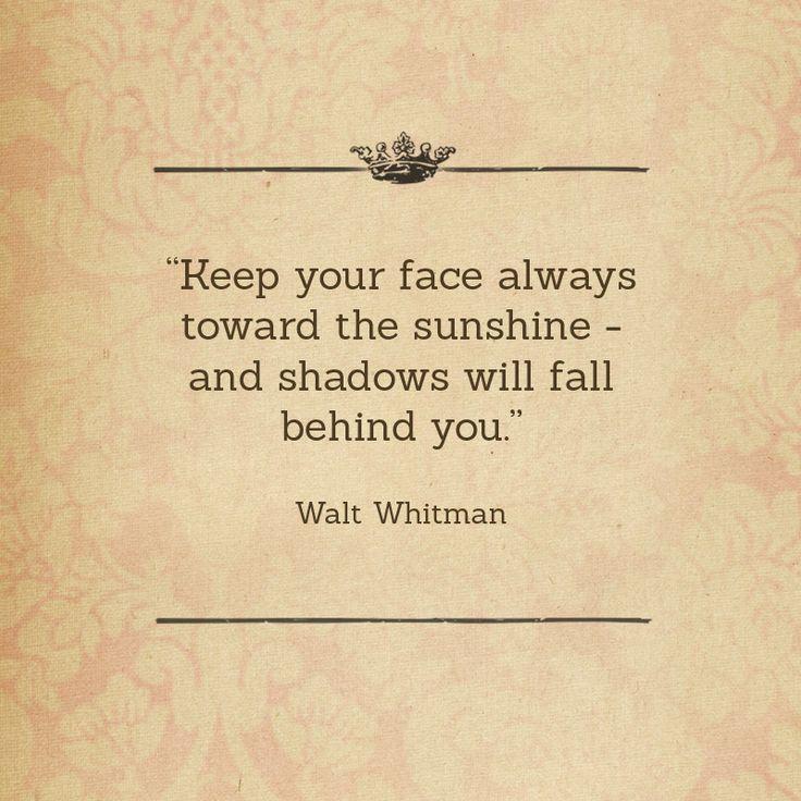 walt whitman essays on poetry