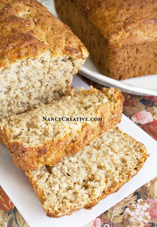 Oatmeal Maple Bread | yummy | Pinterest