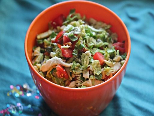 Cobb Salad-Inspired Brussels Sprouts With Lemon Vinaigrette | Serious ...