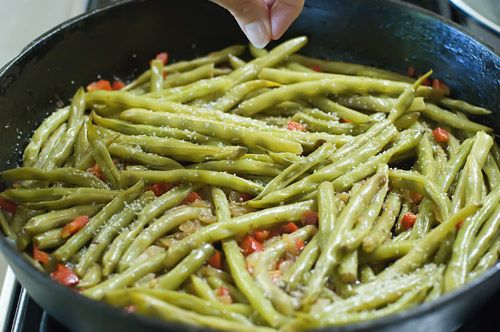 Fresh Green Beans, One Way | Recipe