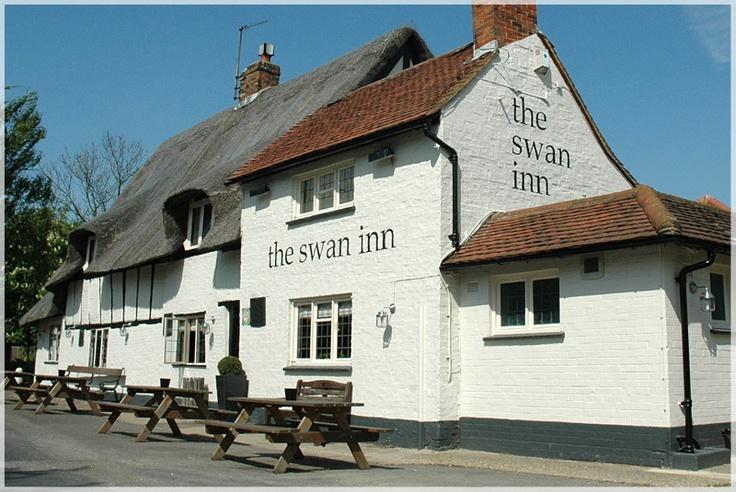 The Swan Inn Milton Keynes Village Milton Keynes A