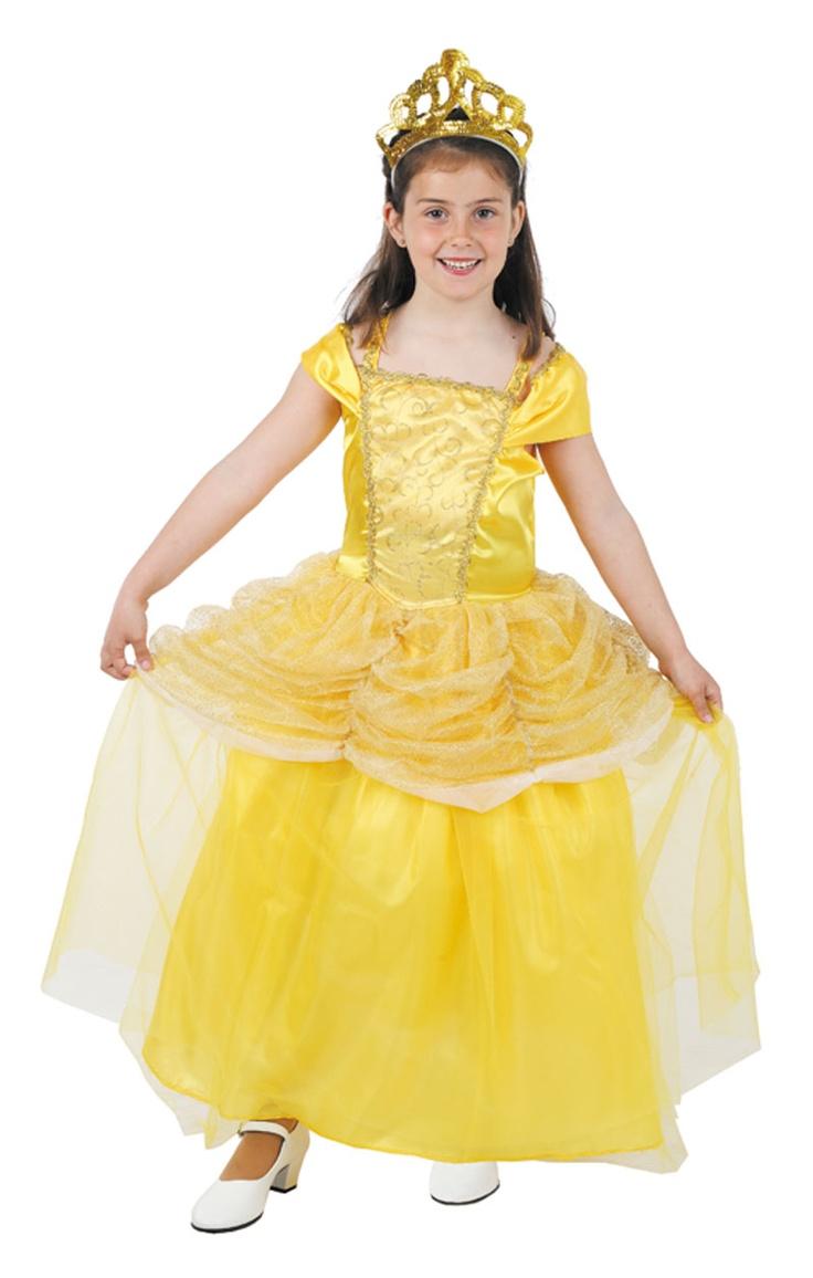 Disfraces de la bella disfraces para ni as pinterest - Disfraces para bebe nina ...