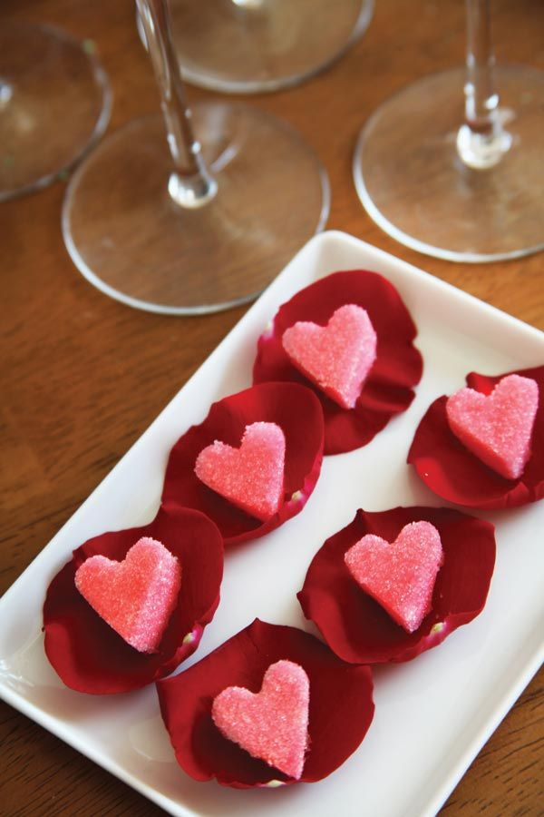 valentine's day tea party recipes