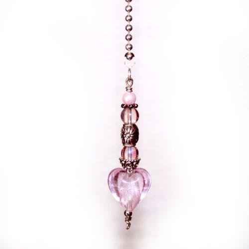 ... Glass Beads Decorative Light Switch Ceiling Fan Lamp Pull Chain | eBay