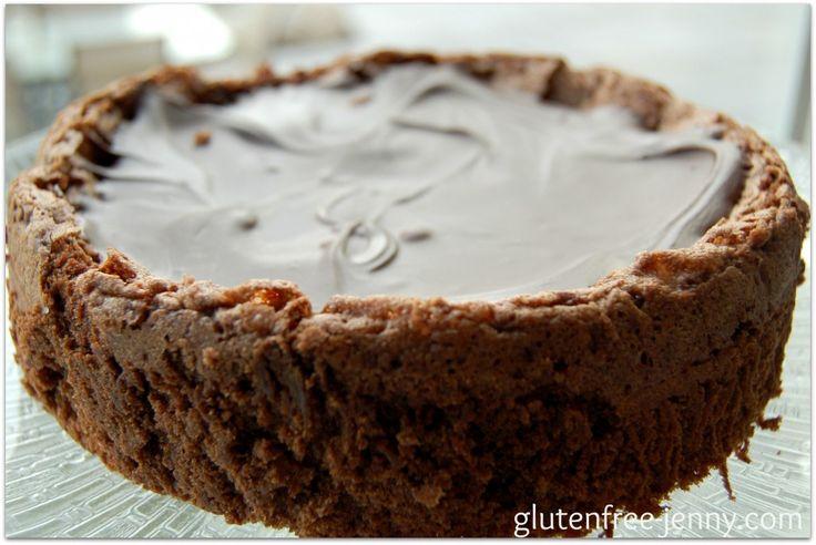Gluten Free Flourless Chocolate Cake | gluten free, vegan and paleo ...