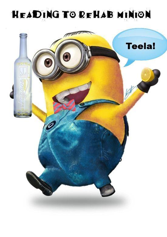 Minion for Tequ...