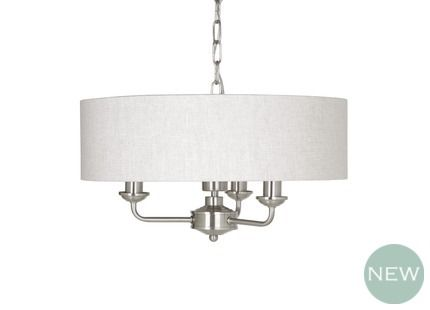 Sorrento 3 arm ceiling pendant