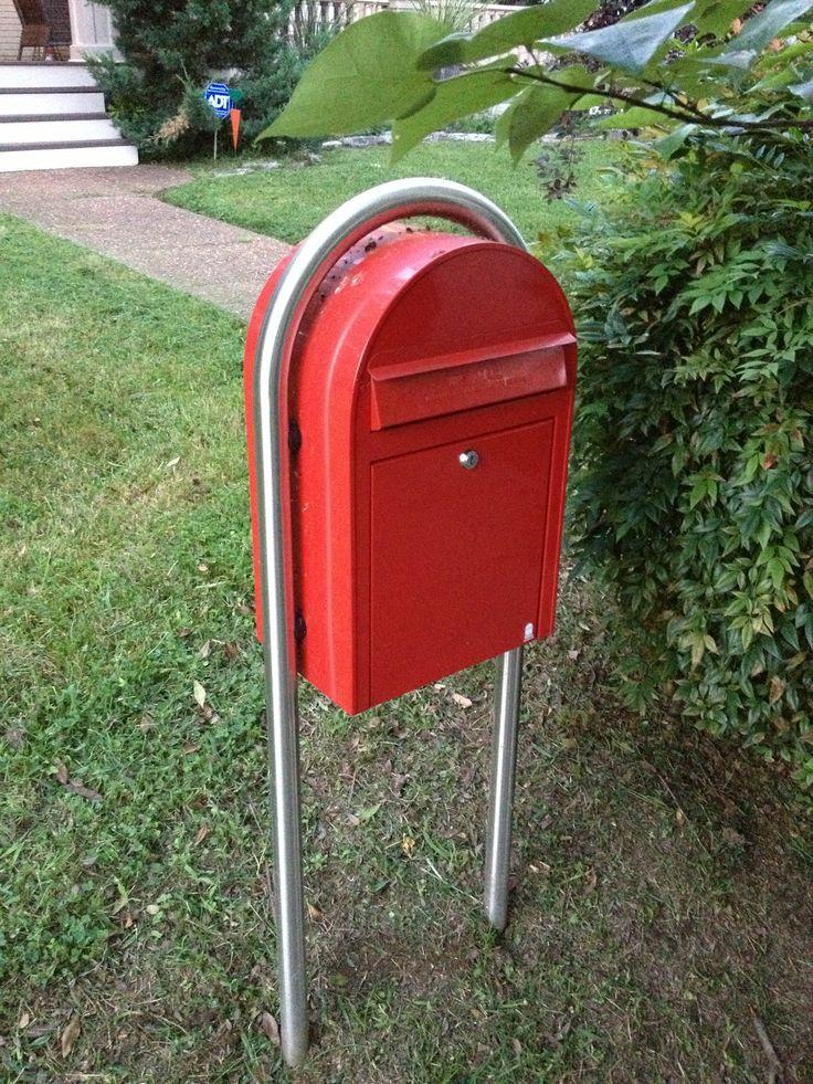 Unique mailbox Letters We Get Your Letters