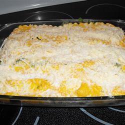 Roasted Butternut Squash and Garlic Lasagna @ Allrecipes. Easy Fall ...