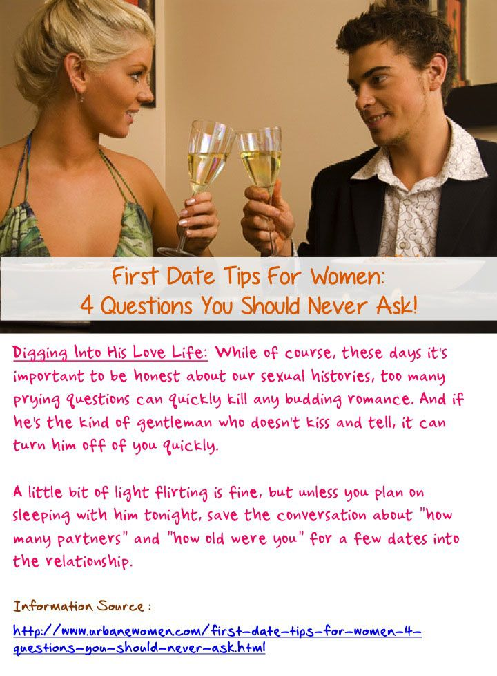 dating women tips what date perfect first
