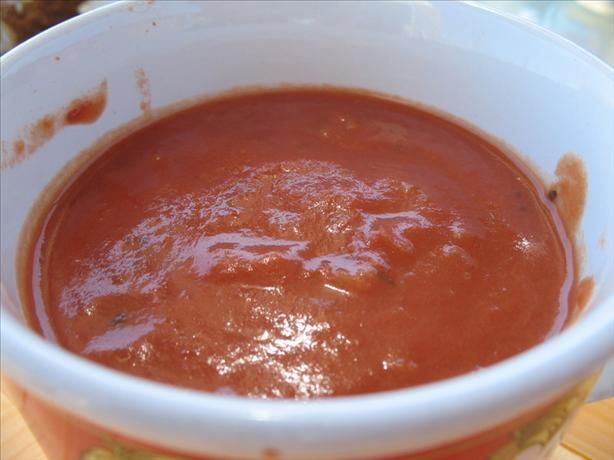 Cream of Tomato Soup. Photo by Redsie