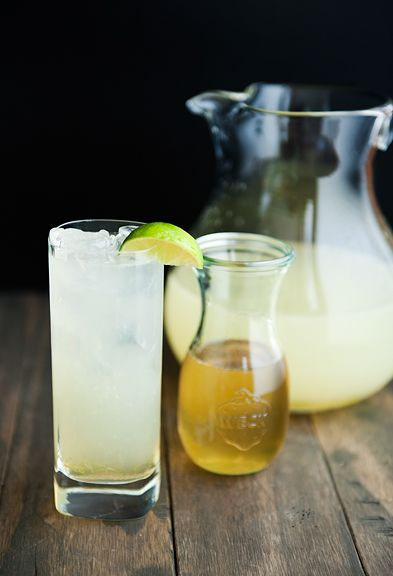 ginger limeade recipe | use real butter This recipe looks incredible ...