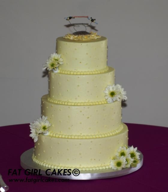 Cake Decoration Ideas Pinterest : Lemon with Daisies CAKE DECORATING IDEAS Pinterest