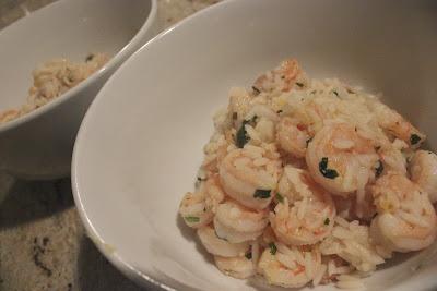 Cilantro Lemon Shrimp & Rice | Cooking Mine & Others....Ok Mostly Oth...