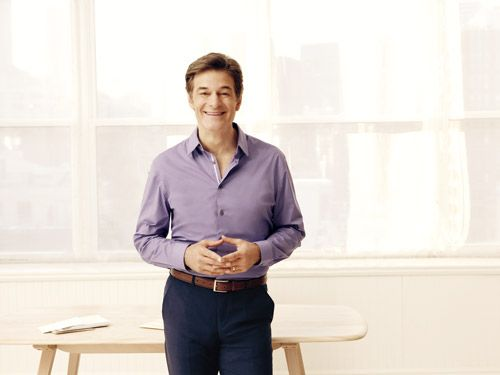 7 Health Fixes from Dr. Oz