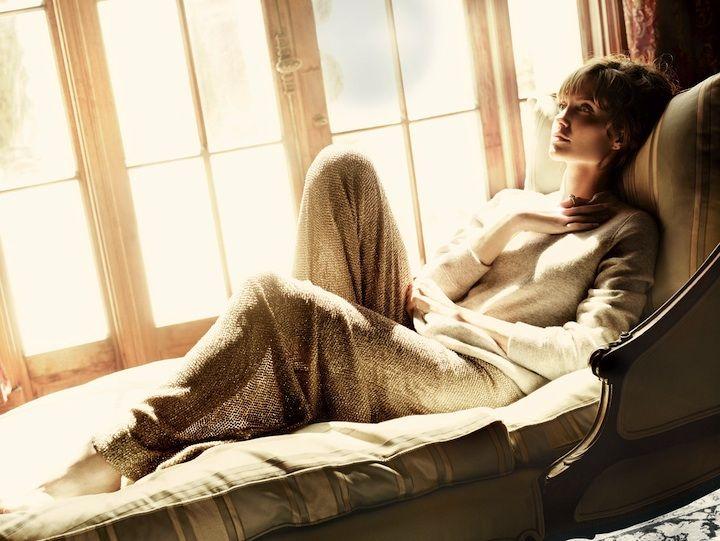 Angelina Jolie by Mario Testino for Vogue