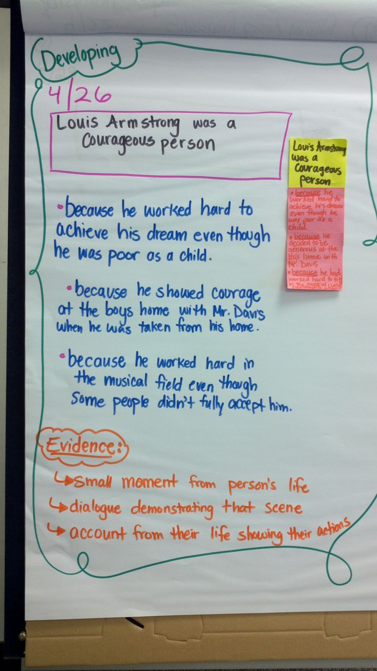 3rd grade expository writing