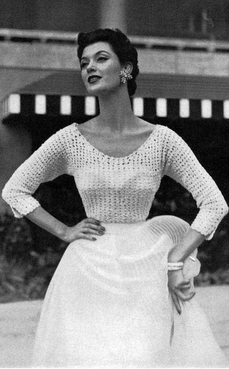 1950s Glamour 1950s Fashion Pinterest