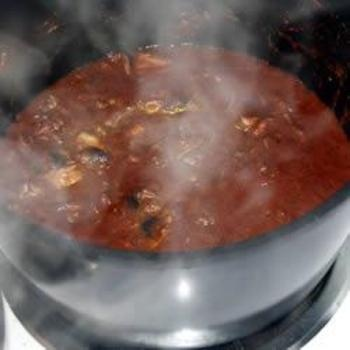 Southern-Style Meat Sauce