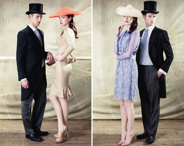 dress code ascot valentine's day