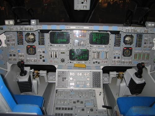space station cockpit - photo #31
