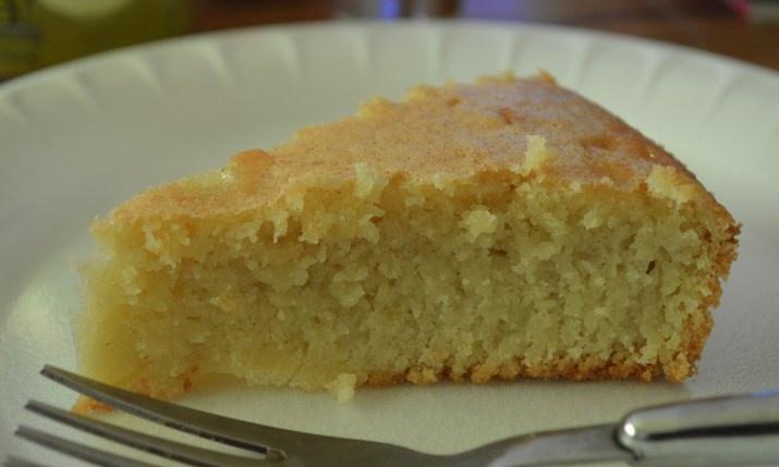 Flourless Orange Vanilla Cake (Paleo) « Sprinkles and Allergies