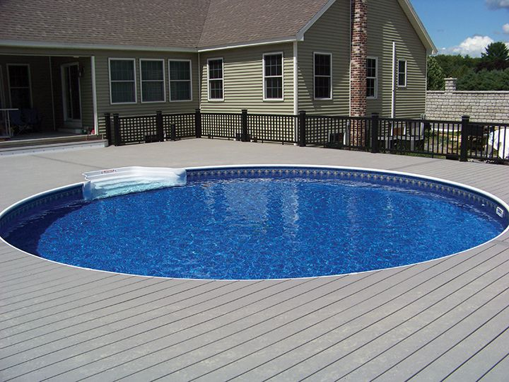 Pin by radiant pools on incredible pools pinterest for Walk in inground pool
