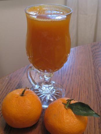 Tangerine Tea from Food.com: A nice tea for Tangerine Lovers!