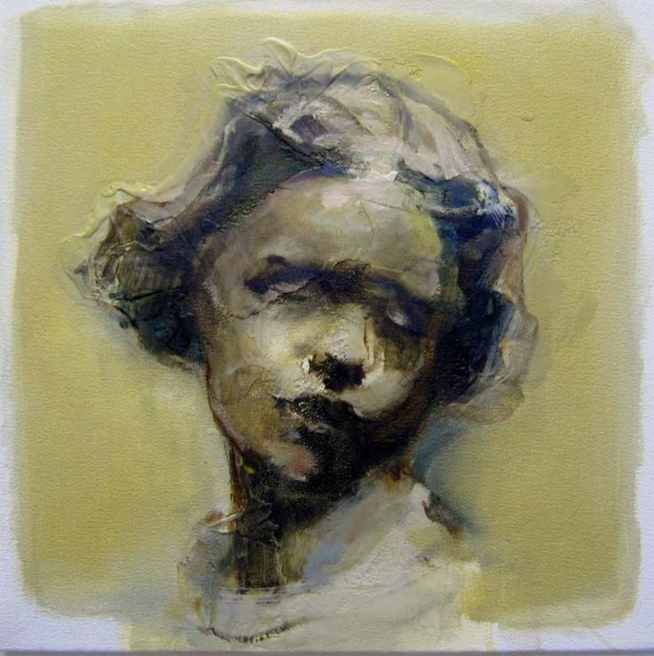 Portrait title: fragile