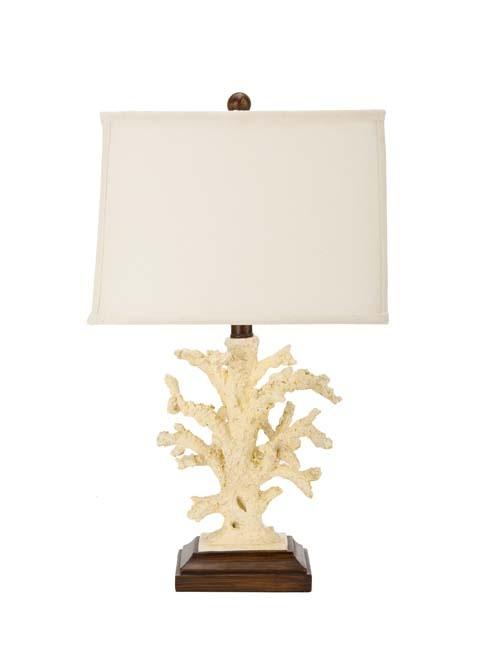 Key West Coral Lamp