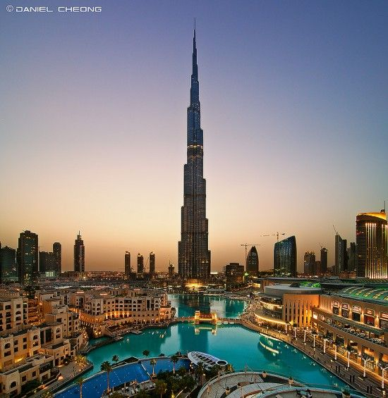 Burj Khalifa Dubai Uae Beautiful Places To Visit Pinterest