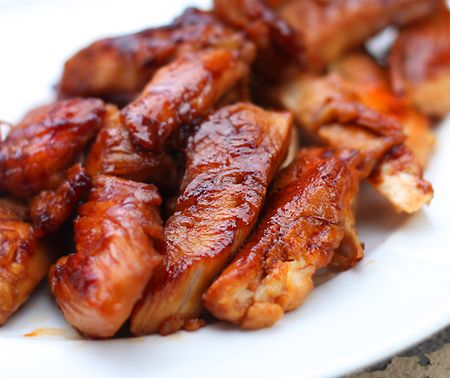 Teriyaki Chicken Breasts | recipes | Pinterest