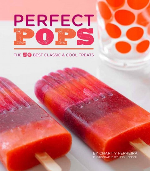 We can't wait to make strawberry-balsamic pops for Memorial Day