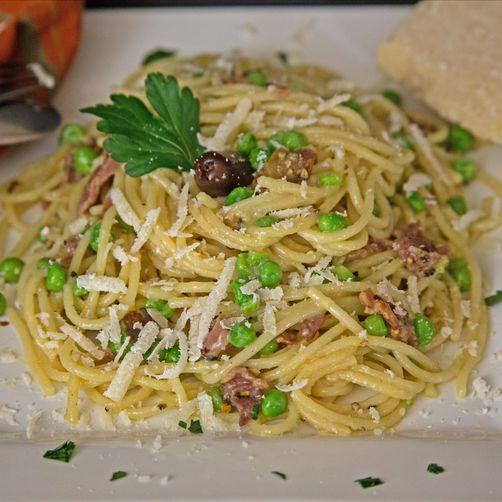... carbonara pasta carbonara with leeks and lemon pasta salad with peas