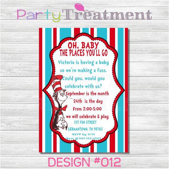 dr seuss baby shower invitation 012 via etsy