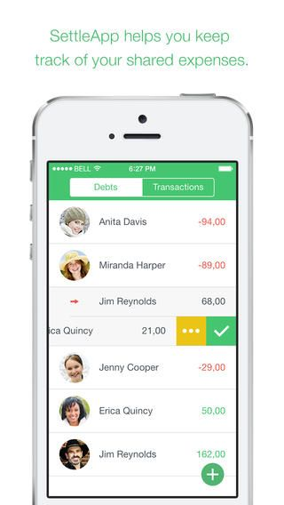 budget tracker app iphone