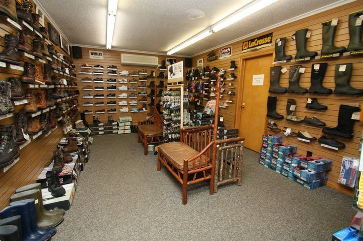 Ely Surplus Store...the place to shop in Ely,MN