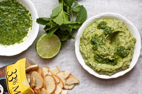 Herby Avocado Hummus Recipes — Dishmaps