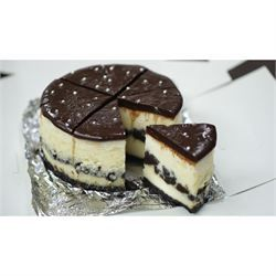 Chocolate Cookie Cheesecake | Cheesecakes | Pinterest